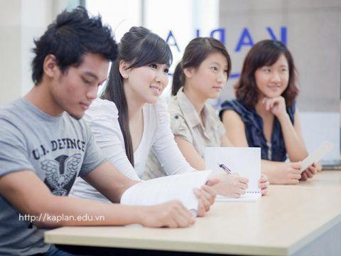 Kaplan Singapore: Điều kiện nhập học