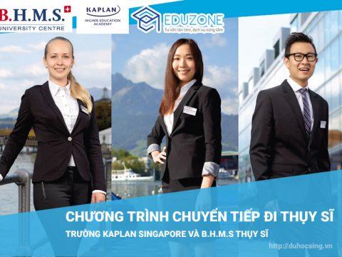Cử nhân du lịch khách sạn chuyển tiếp đi Thụy Sĩ của Kaplan Singapore