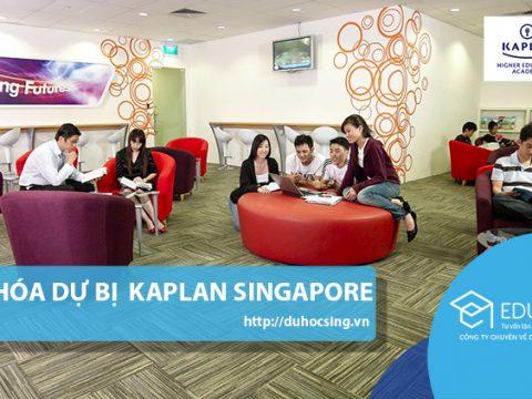 Khóa dự bị Trường học viện Kaplan Singapore
