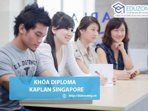 Các khóa học Cao đẳng (Diploma) của Kaplan Singapore